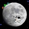 Внимание! Человек на Луне