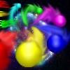 Бешеные взывающиеся шарики