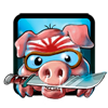 Свиньи камикадзе - взорви туши