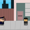 Убеги от полиции прыжками